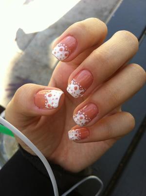 white lace :)