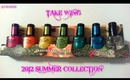 ~ TAKE WING ~ COLOR CLUB NAIL POLISH COLLECTION