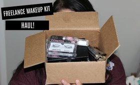 Freelance Makeup Haul