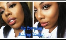 My Everyday Makeup Routine   Beauty By Imani