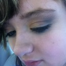 Black and gold smokey :D