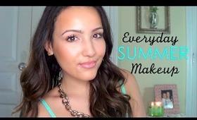 Glowing Everyday Summer Makeup ♡