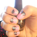 Pink Friday & Metallic 4 Life Nails