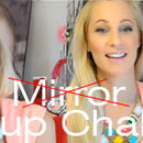 No Mirror Makeup Challange!