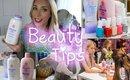 Beauty Tips with JOHNSON'S