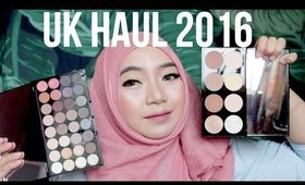 UK Haul 2016 | Makeup Revolution, Michael Kors, Primark,more