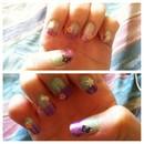 OMBRE nails :)
