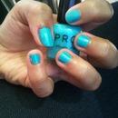 my short nails!