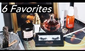 My 6 Favorite Products: Glossier, Amazon, Lilly Lashes, etc. | Olivia Frescura