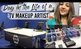 Behind the Scenes as a TV Makeup Artist at CHCH TV