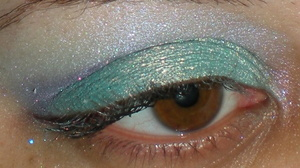 Eyes: Facebomb Cosmetics EOTD