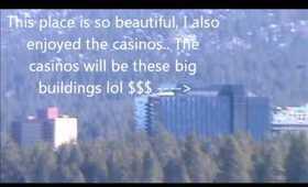My Adventure's To Lake Tahoe Part 2 [MizzBeautyology's Vlog]