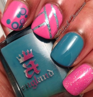 http://www.polish-obsession.com/2013/04/pink-teal-polished-obsession-contest.html