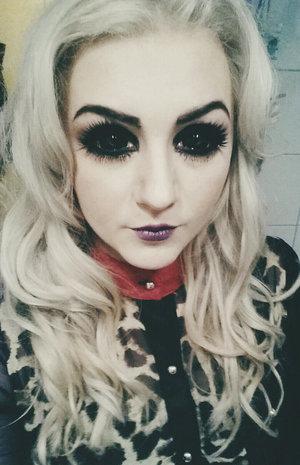 My Halloween look 2014