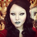 White Out Contact Lens Serving Sharon Needles Realness