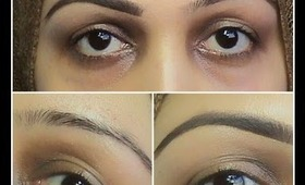How To: The Perfect Eyebrow Tutorial