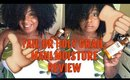 Maui Moisture Curl Quench Line Review on 3C natural Hair