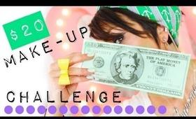 $20 Make-Up Challenge Kandee