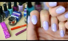 Haul Kiko & Ma manucure - How i do my nails