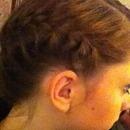 Normal braid one side