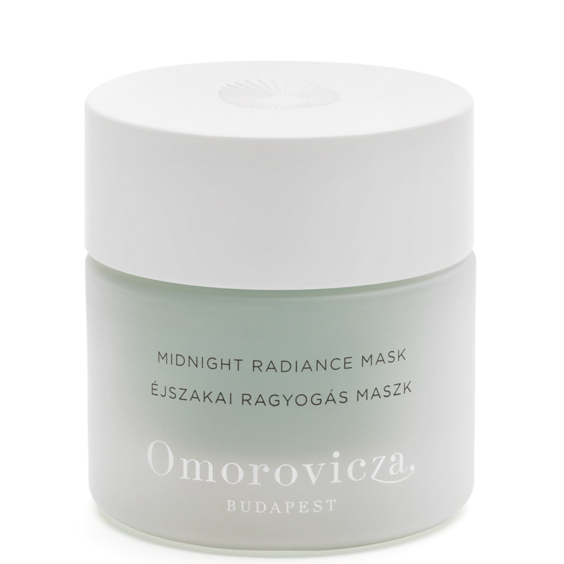 Omorovicza Midnight Radiance Mask alternative view 1 - product swatch.