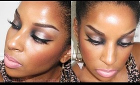 A spin on the Neutral eye...Reverse Smokey!