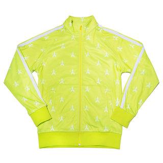 Jeffree Star Cosmetics Chartreuse Track Jacket