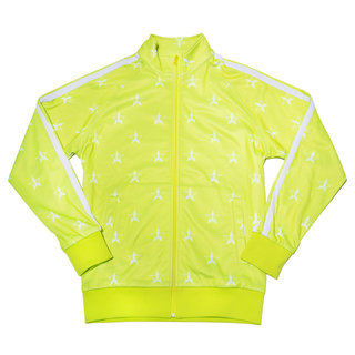 Chartreuse Track Jacket