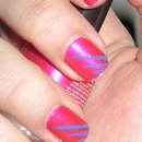 Simple Graphic Nails 2! ♥♥
