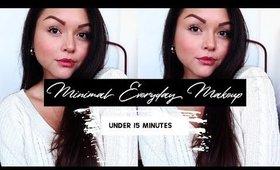 HOW TO: Minimalist Makeup 2018 | @GABYBAGGG