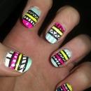 Creative nail-art