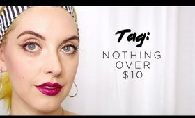 NOTHING OVER $10 TAG | DRUGSTORE GRWM