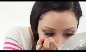 Jennifer Lawrence Golden Globes Makeup Tutorial