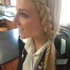 Easy Braid and Ponytail