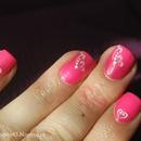 Rimmel 230 Portobello Pink + stickers