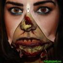 Unzipped Gorey Zombie