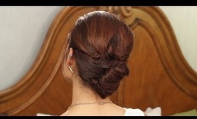 HOW TO: Amy Adams French Twist from the Oscars