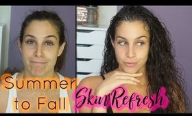 Summer to Fall Skin Refresh | Skincare Routine for Dry Skin [2019]