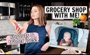 TRADER JOES & SPROUTS GROCERY HAUL | Kendra Atkins