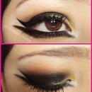 Makeup Modern Cleopatra -