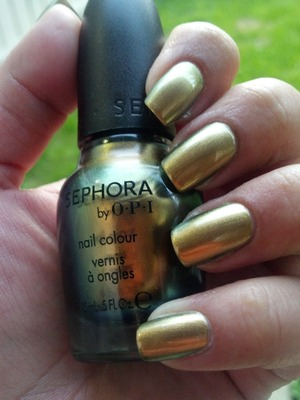 S-age is Just a Number : Sephora by OPI