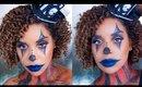 Halloween 2016 | Grunge Clown | BeautybyLee