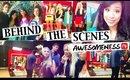 Behind the Scenes: AwesomenessTV Shoot