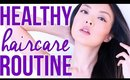 Healthy Haircare Routine For Beginners | chiutips