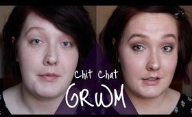 Chatty GRWM (Where I've been, tattoos, and more!) | Abi Kat