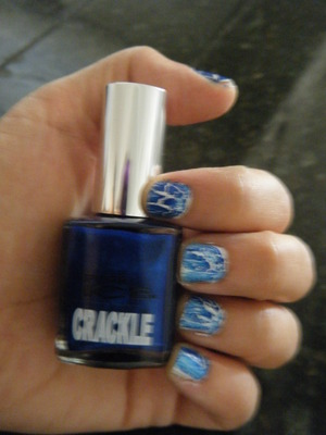 Pure Ice Crackle in Jetsetter