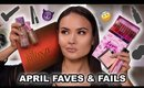 FAVES AND FAILS APRIL | Maryam Maquillage