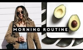 6AM MORNING ROUTINE 2020 | Healthy & Productive