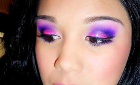 Recent 2011 makeup looks