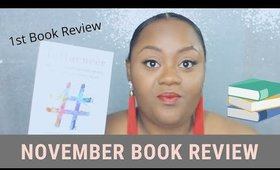 November Book Review by Brittney Hennessy